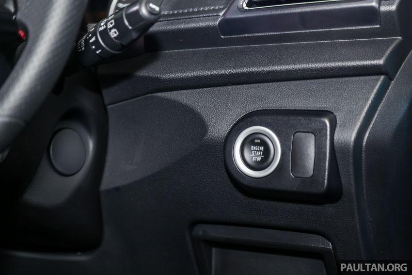 Proton Iriz facelift 2019 – 5 varian ditawarkan; enjin 1.3L dan 1.6L; yuran tempahan RM9.90 dari 1-22 Mac Image #927824