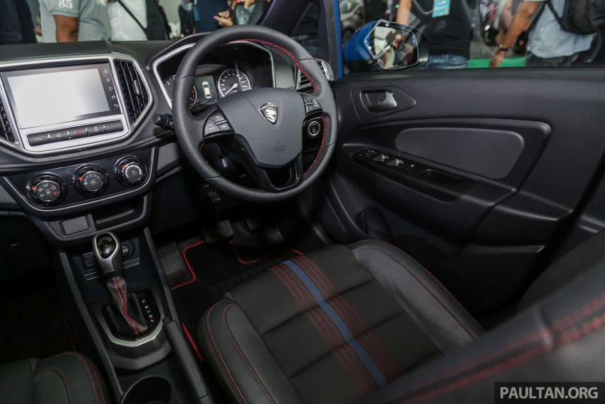 2019 Proton Iriz facelift – lots of improvements; variant breakdown; RM9.99 booking fee from March 1-11 Image #927770