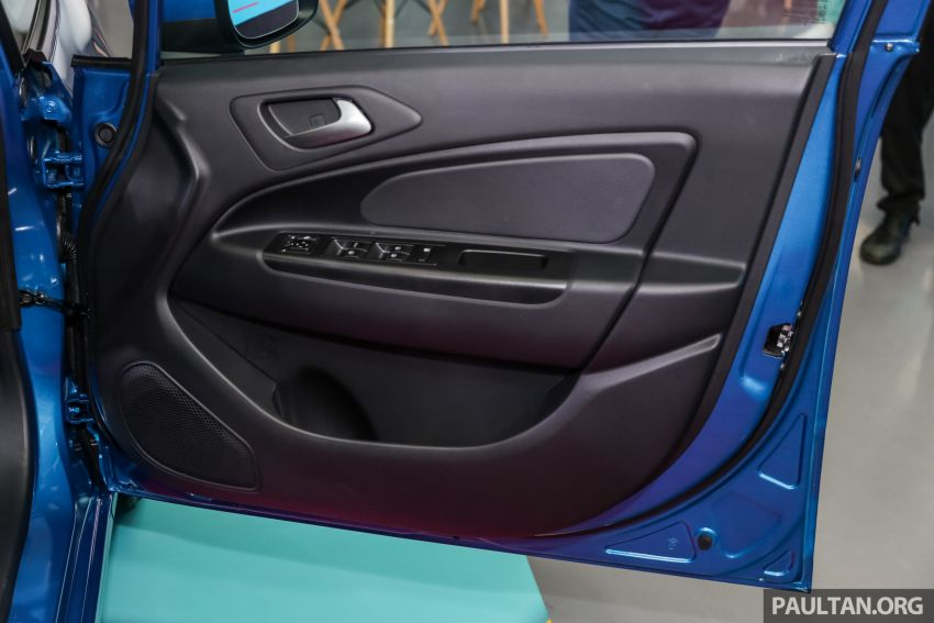2019 Proton Iriz facelift – lots of improvements; variant breakdown; RM9.99 booking fee from March 1-11 Image #927777