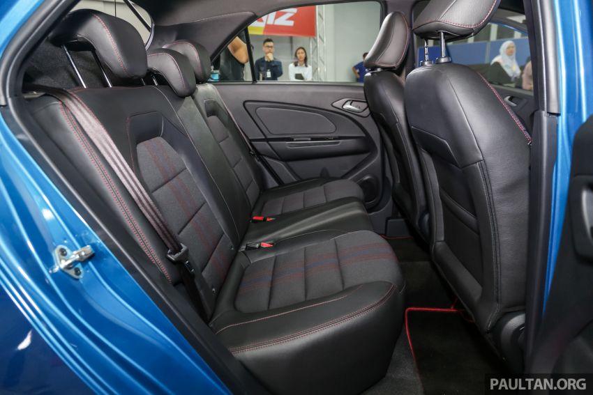Proton Iriz facelift 2019 – 5 varian ditawarkan; enjin 1.3L dan 1.6L; yuran tempahan RM9.90 dari 1-22 Mac Image #927851