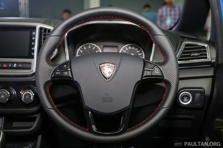 2019 Proton Iriz facelift – lots of improvements; variant breakdown; RM9.99 booking fee from March 1-11 Image #927744
