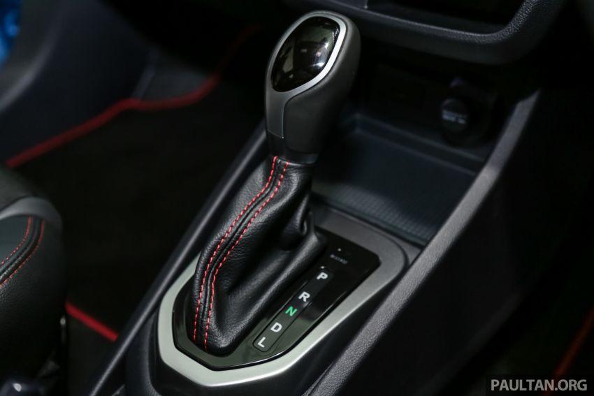 Proton Iriz facelift 2019 – 5 varian ditawarkan; enjin 1.3L dan 1.6L; yuran tempahan RM9.90 dari 1-22 Mac Image #927818