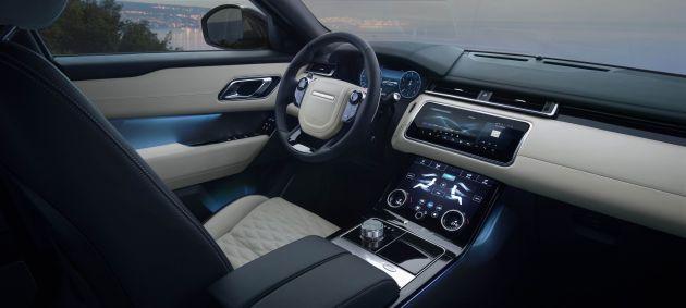 Range Rover Velar SVAutobiography Dynamic Edition debuts
