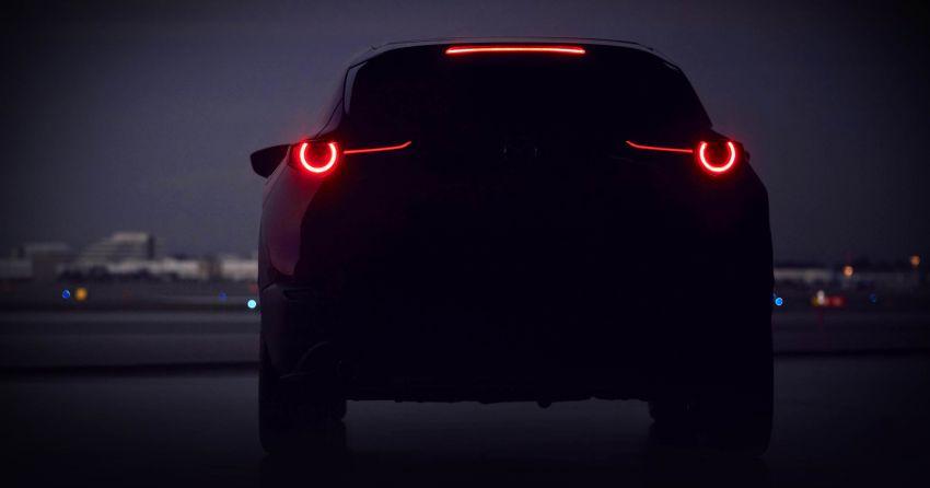 Mazda teasing second-gen CX-3 before Geneva debut? Image #919049