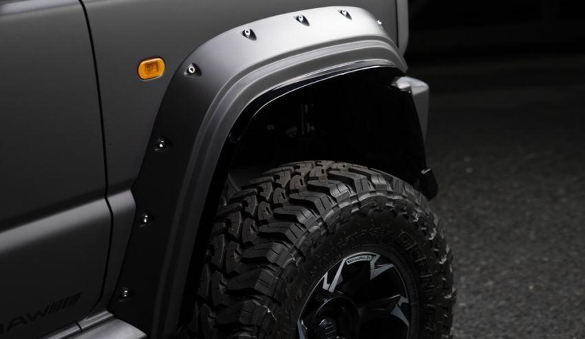 Suzuki Jimny Black Bison Edition didedah oleh Wald Image #920900
