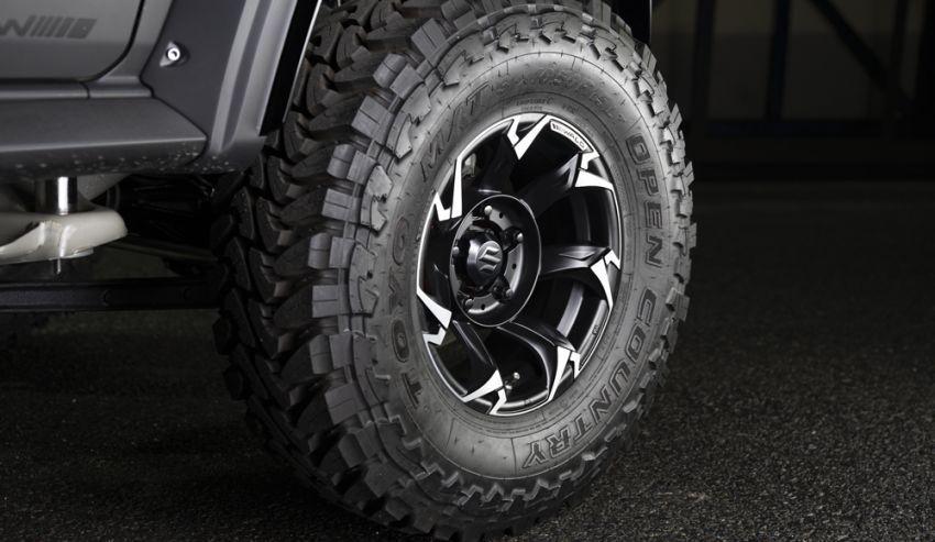 Suzuki Jimny Black Bison Edition didedah oleh Wald Image #920902