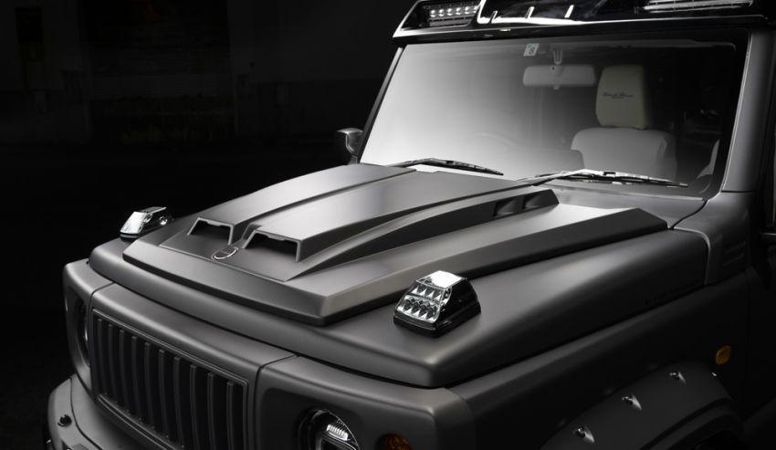 Suzuki Jimny Black Bison Edition didedah oleh Wald Image #920895