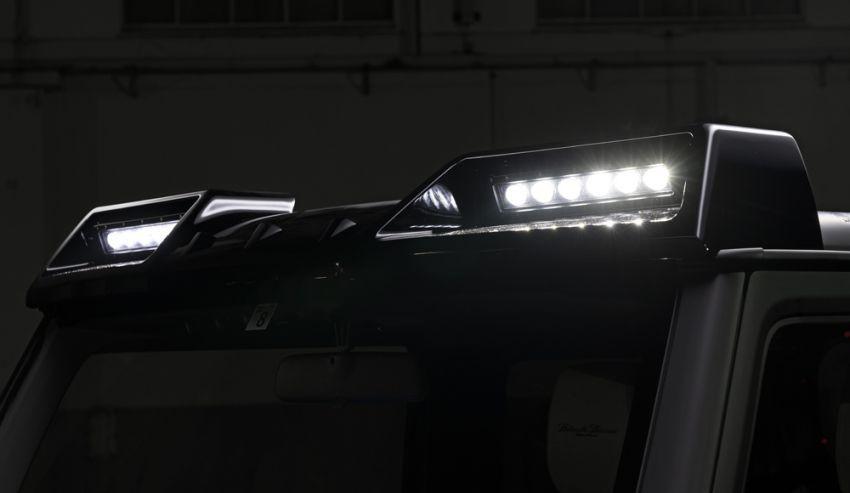 Suzuki Jimny Black Bison Edition didedah oleh Wald Image #920898