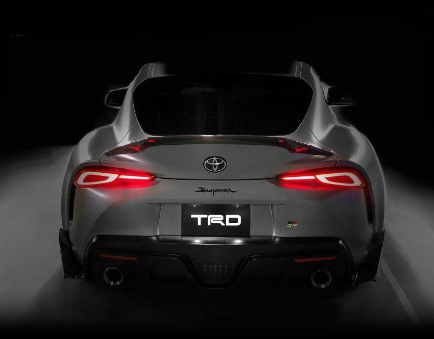 Toyota Supra TRD Performance Line Concept revealed Image #920217