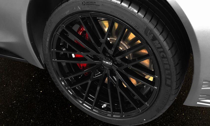 Toyota Supra TRD Performance Line Concept revealed Image #920220