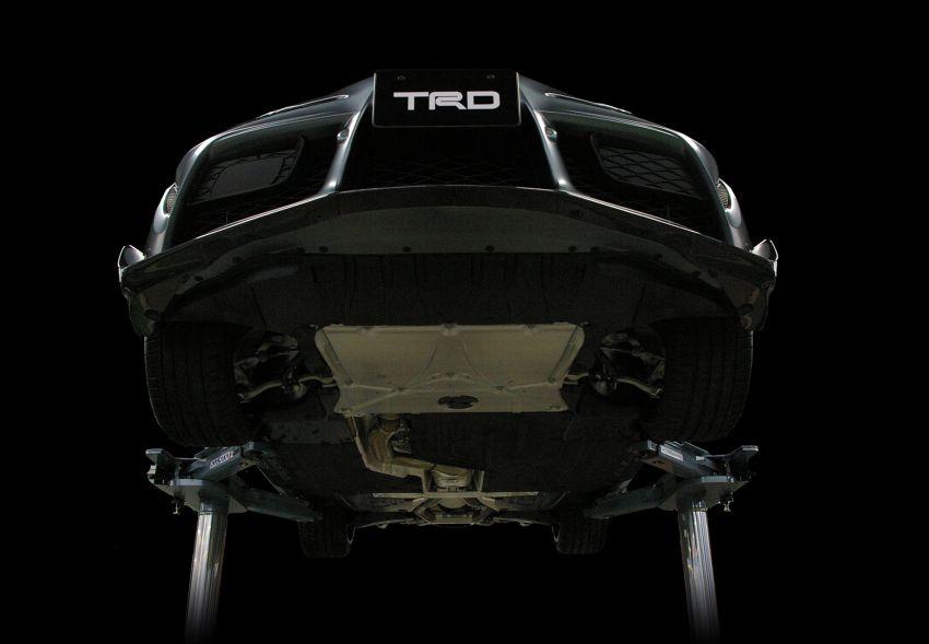 Toyota Supra TRD Performance Line Concept revealed Image #920225