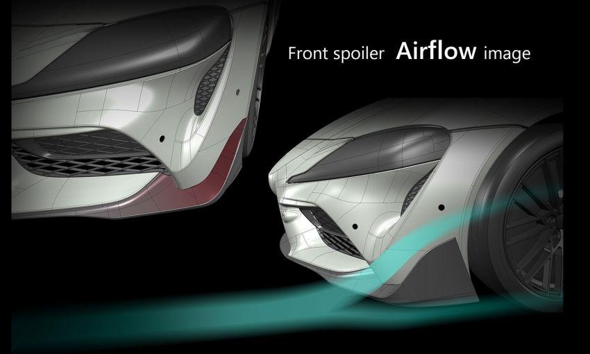 Toyota Supra TRD Performance Line Concept revealed Image #920232