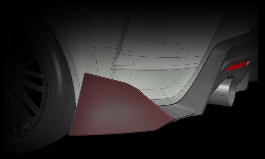 Toyota Supra TRD Performance Line Concept revealed Image #920210