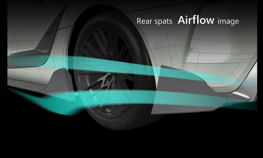 Toyota Supra TRD Performance Line Concept revealed Image #920211