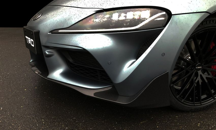 Toyota Supra TRD Performance Line Concept revealed Image #920213