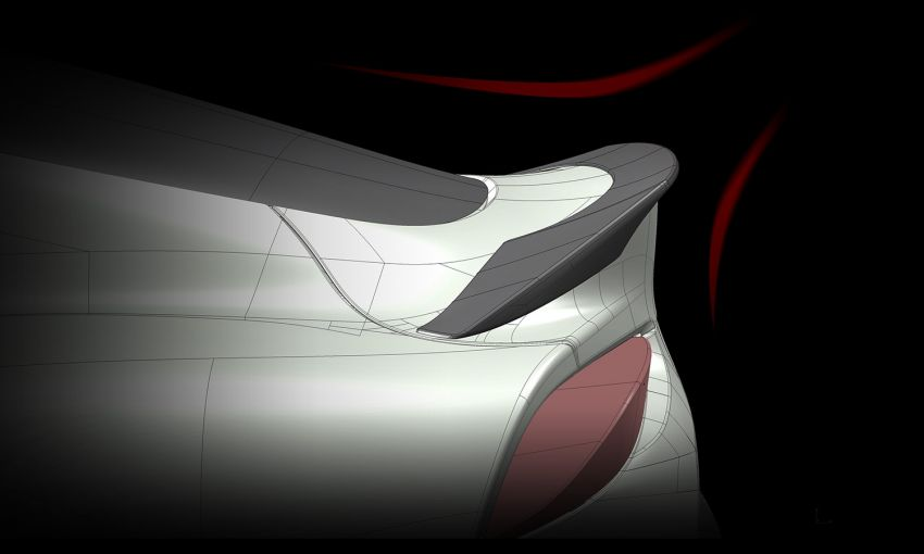 Toyota Supra TRD Performance Line Concept revealed Image #920214