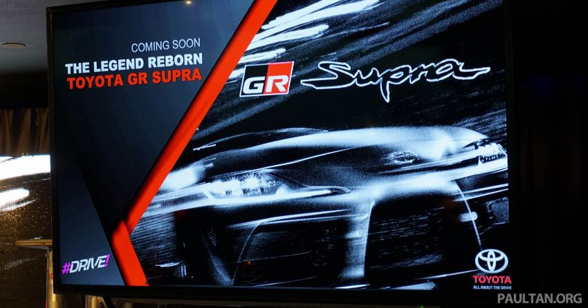 A90 Toyota GR Supra to be launched in M'sia this year Image #923759