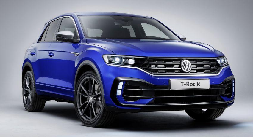 Volkswagen T-Roc R – 300 PS, 400 Nm, pecut 4.9 saat Image #925629