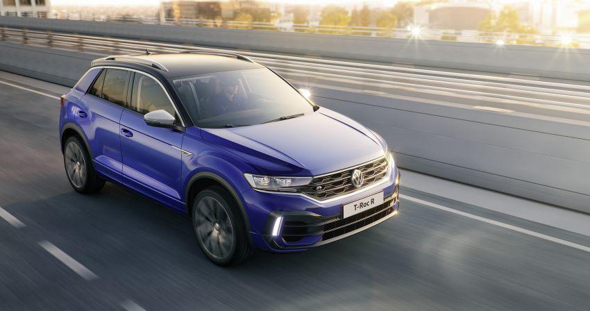 Volkswagen T-Roc R – 300 PS, 400 Nm, pecut 4.9 saat Image #925639