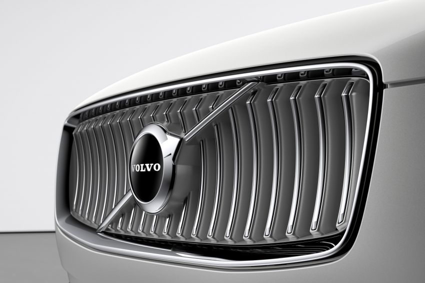 2020 Volvo XC90 facelift unveiled – 420 PS T8 Twin Engine; 48V ISG mild hybrid models to join line-up Image #925105