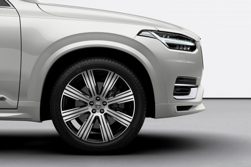 2020 Volvo XC90 facelift unveiled – 420 PS T8 Twin Engine; 48V ISG mild hybrid models to join line-up Image #925106