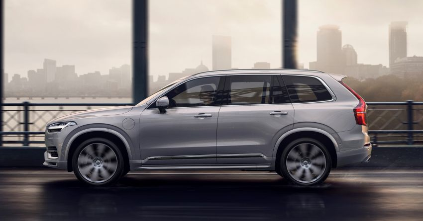 2020 Volvo XC90 facelift unveiled – 420 PS T8 Twin Engine; 48V ISG mild hybrid models to join line-up Image #925113