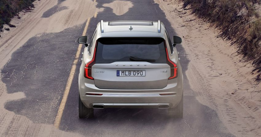 2020 Volvo XC90 facelift unveiled – 420 PS T8 Twin Engine; 48V ISG mild hybrid models to join line-up Image #925114