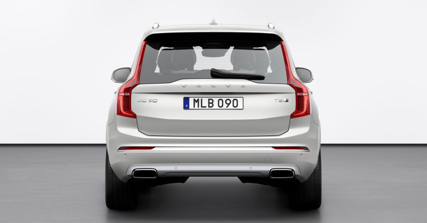 2020 Volvo XC90 facelift unveiled – 420 PS T8 Twin Engine; 48V ISG mild hybrid models to join line-up Image #925098