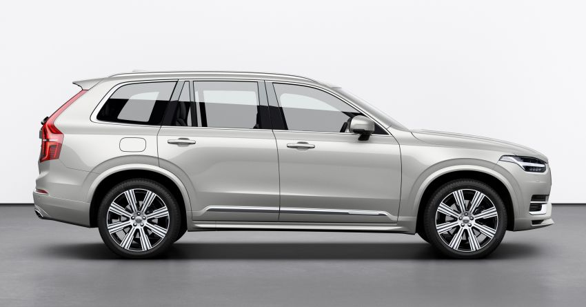 2020 Volvo XC90 facelift unveiled – 420 PS T8 Twin Engine; 48V ISG mild hybrid models to join line-up Image #925099