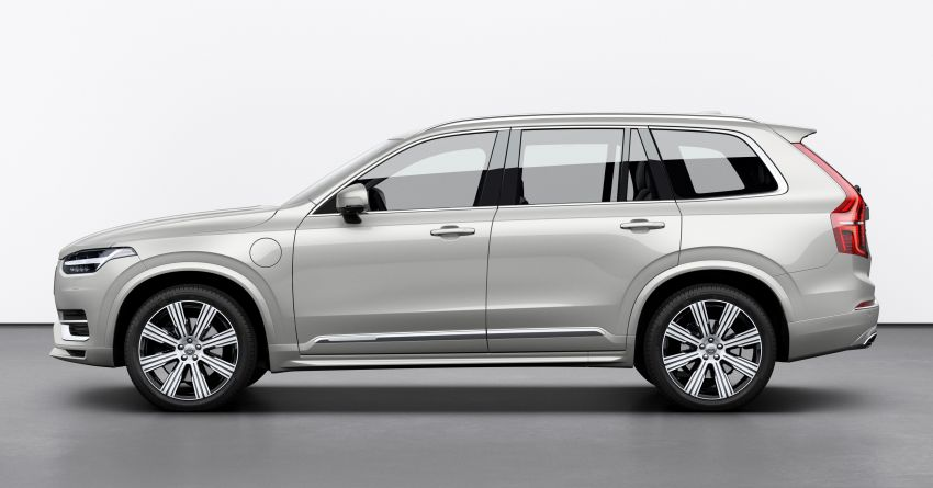 2020 Volvo XC90 facelift unveiled – 420 PS T8 Twin Engine; 48V ISG mild hybrid models to join line-up Image #925100