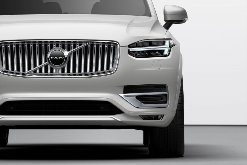 2020 Volvo XC90 facelift unveiled – 420 PS T8 Twin Engine; 48V ISG mild hybrid models to join line-up Image #925102