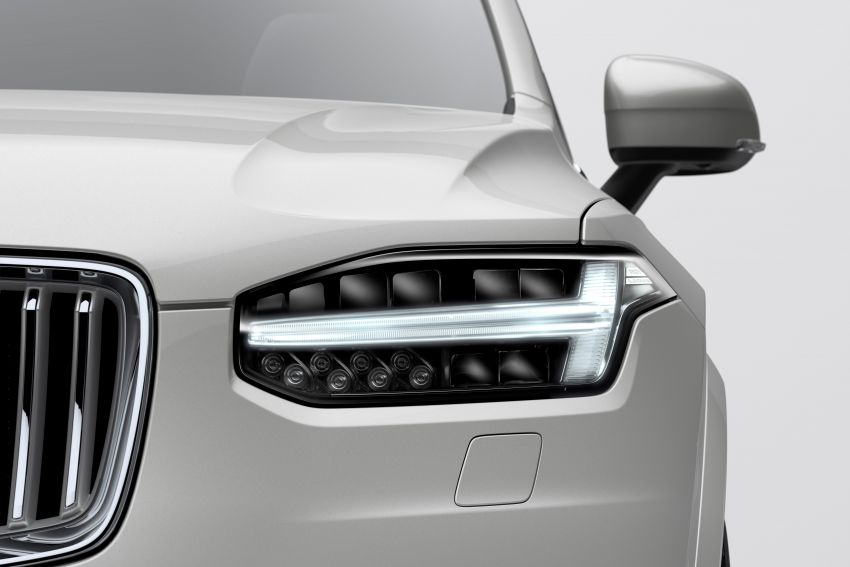 2020 Volvo XC90 facelift unveiled – 420 PS T8 Twin Engine; 48V ISG mild hybrid models to join line-up Image #925103