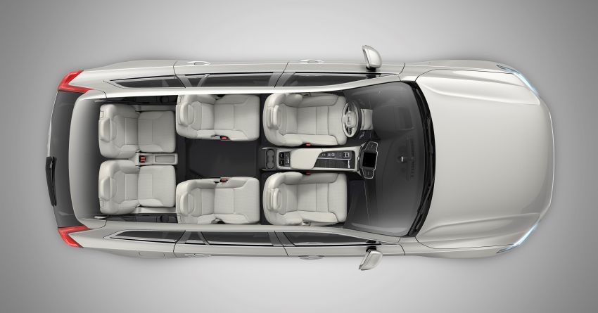 2020 Volvo XC90 facelift unveiled – 420 PS T8 Twin Engine; 48V ISG mild hybrid models to join line-up Image #925124