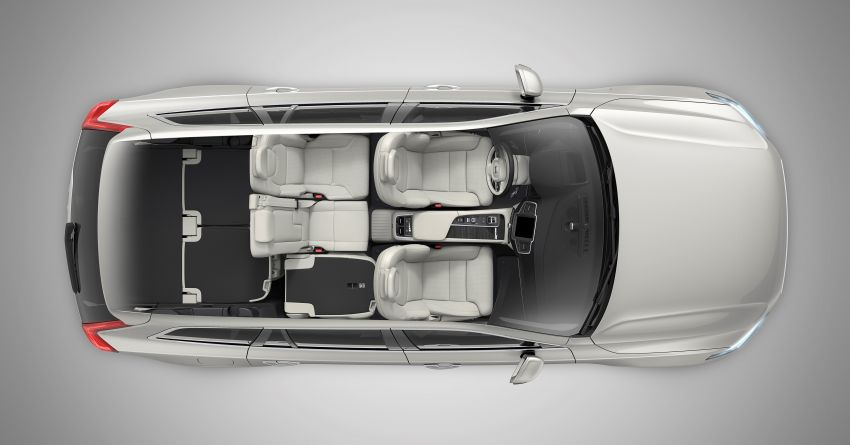 2020 Volvo XC90 facelift unveiled – 420 PS T8 Twin Engine; 48V ISG mild hybrid models to join line-up Image #925117