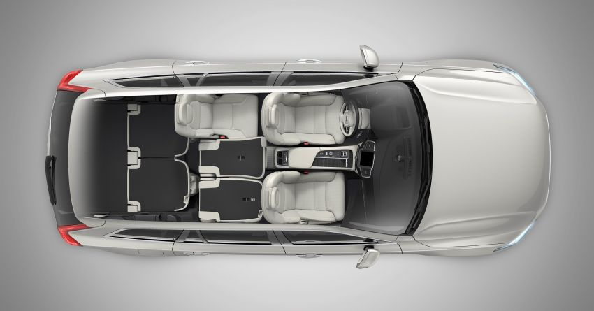 2020 Volvo XC90 facelift unveiled – 420 PS T8 Twin Engine; 48V ISG mild hybrid models to join line-up Image #925118