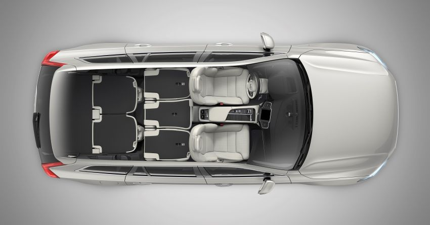 2020 Volvo XC90 facelift unveiled – 420 PS T8 Twin Engine; 48V ISG mild hybrid models to join line-up Image #925119