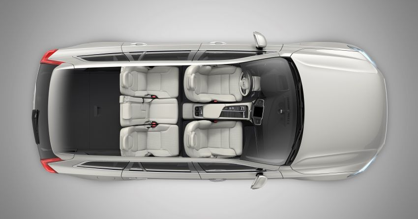 2020 Volvo XC90 facelift unveiled – 420 PS T8 Twin Engine; 48V ISG mild hybrid models to join line-up Image #925120
