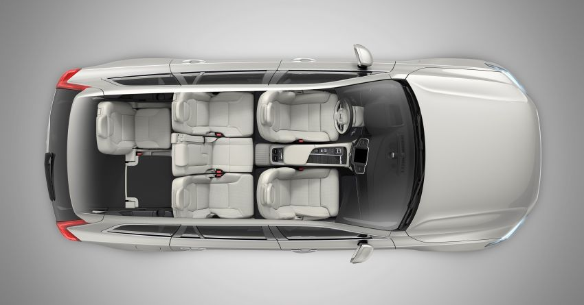 2020 Volvo XC90 facelift unveiled – 420 PS T8 Twin Engine; 48V ISG mild hybrid models to join line-up Image #925121