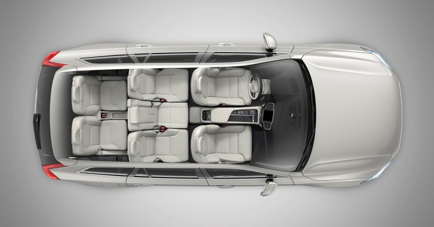 2020 Volvo XC90 facelift unveiled – 420 PS T8 Twin Engine; 48V ISG mild hybrid models to join line-up Image #925123