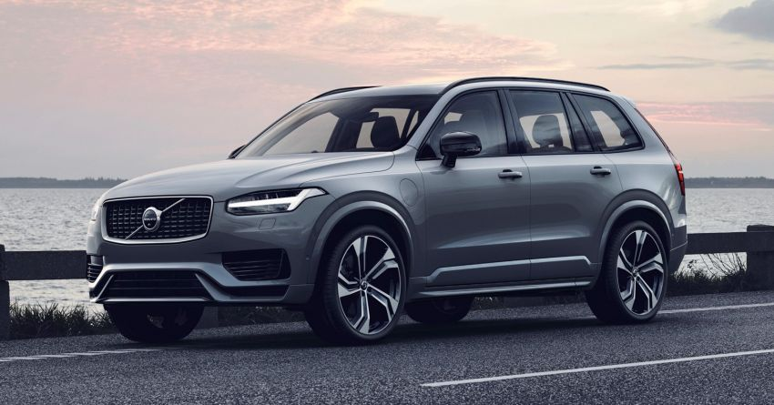 2020 Volvo XC90 facelift unveiled – 420 PS T8 Twin Engine; 48V ISG mild hybrid models to join line-up Image #925125