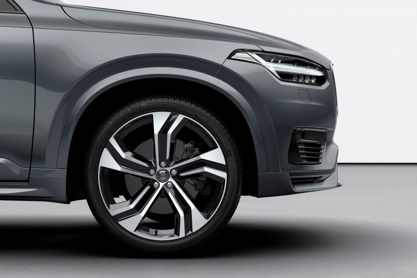 2020 Volvo XC90 facelift unveiled – 420 PS T8 Twin Engine; 48V ISG mild hybrid models to join line-up Image #925136