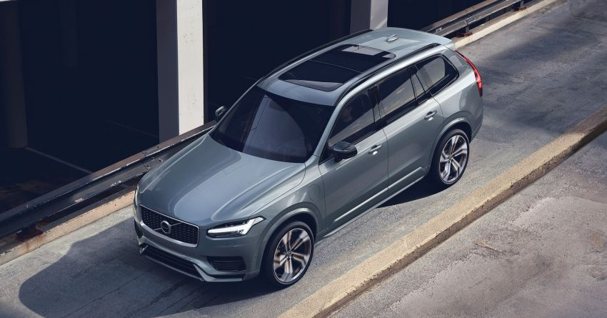 2020 Volvo XC90 facelift unveiled – 420 PS T8 Twin Engine; 48V ISG mild hybrid models to join line-up Image #925126