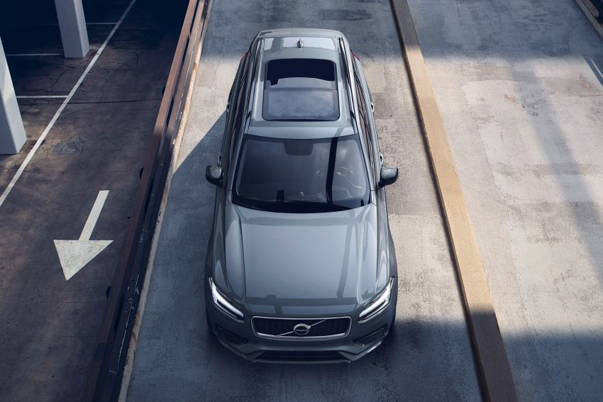 2020 Volvo XC90 facelift unveiled – 420 PS T8 Twin Engine; 48V ISG mild hybrid models to join line-up Image #925127