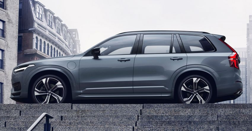 2020 Volvo XC90 facelift unveiled – 420 PS T8 Twin Engine; 48V ISG mild hybrid models to join line-up Image #925129