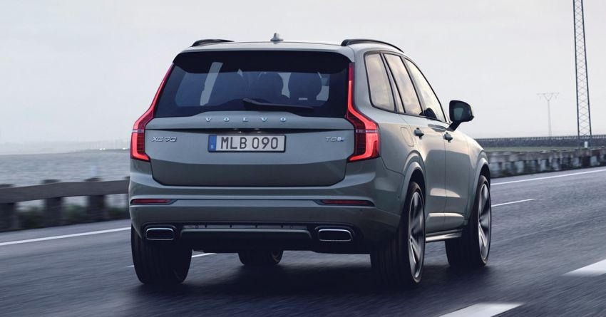2020 Volvo XC90 facelift unveiled – 420 PS T8 Twin Engine; 48V ISG mild hybrid models to join line-up Image #925130