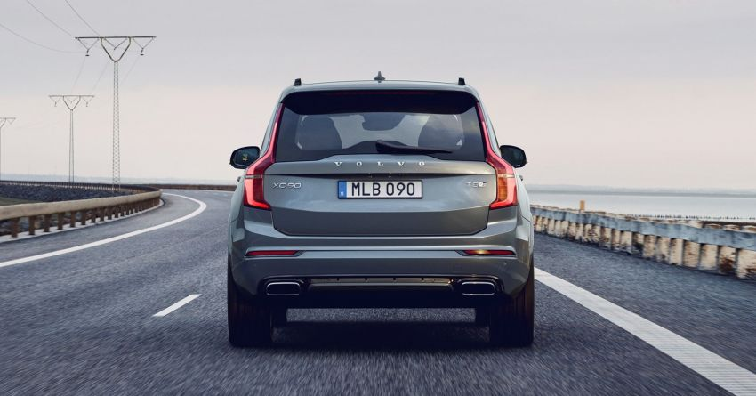 2020 Volvo XC90 facelift unveiled – 420 PS T8 Twin Engine; 48V ISG mild hybrid models to join line-up Image #925131