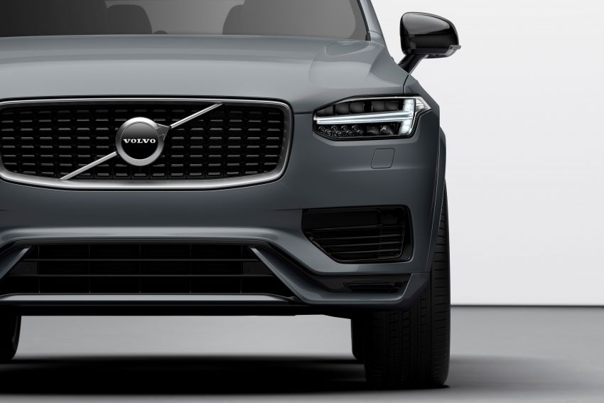 2020 Volvo XC90 facelift unveiled – 420 PS T8 Twin Engine; 48V ISG mild hybrid models to join line-up Image #925132
