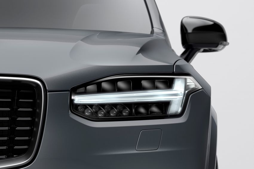 2020 Volvo XC90 facelift unveiled – 420 PS T8 Twin Engine; 48V ISG mild hybrid models to join line-up Image #925133