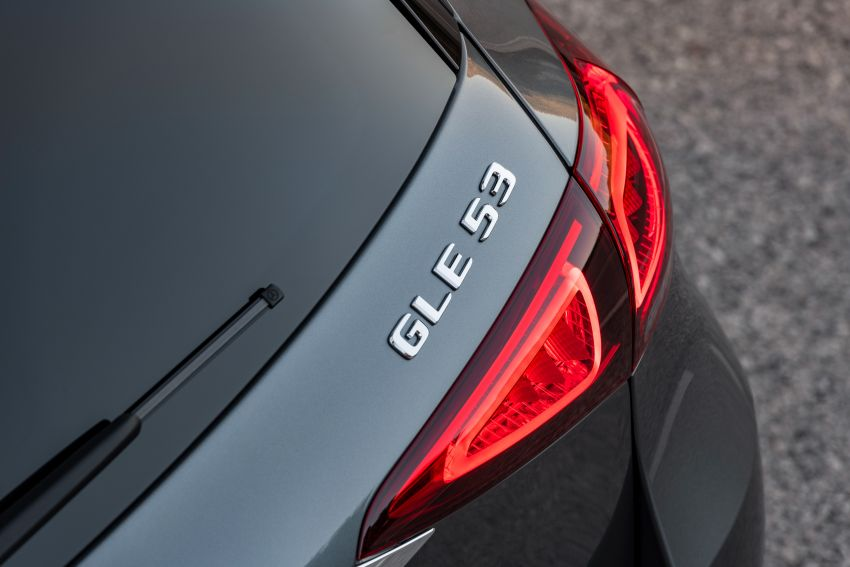Mercedes-AMG GLE53 4Matic+ debuts with 435 hp! Image #926863
