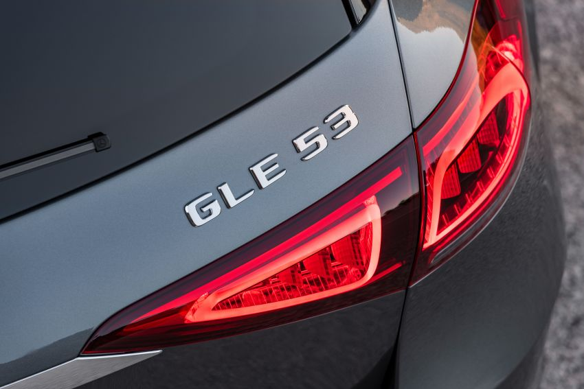 Mercedes-AMG GLE53 4Matic+ debuts with 435 hp! Image #926865
